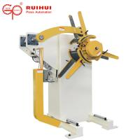 Wholesale Electric Motor Sheet Metal Decoiler Machine For Transformer ME-500 from china suppliers