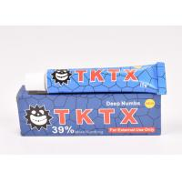 China New Arrivel TKTX 39% Strongest Numbing Cream For Tattoos Eyebrow on sale