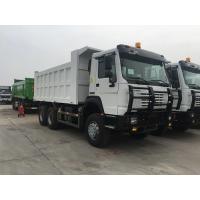 Wholesale White Heavy Dump Truck With 336hp Euro Ii Emission Standard All Wheel Drive from china suppliers