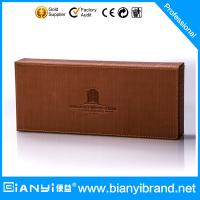 Wholesale China New Product High Quality Leather Hotelware from china suppliers