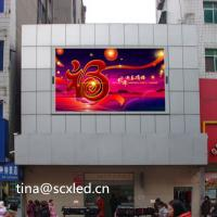 Wholesale Outdoor Waterproof IP 65Full Color P6 P8 P10 LED Display video wall CE Rohs Approved from china suppliers