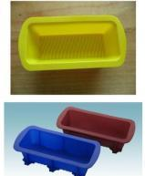 China silicone bakeware- loaf pans on sale