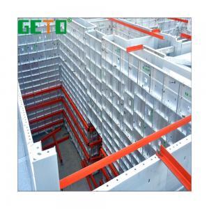 China Hot Sale Construction Building Materials Aluminium Alloy Adjustable Column Formwork System Malaysia/aluminum panel slab on sale