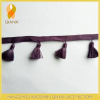 Buy cheap Home textile accessories 5CM pillow tassel manual fringe trimming from Wholesalers