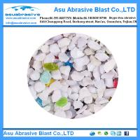 Buy cheap Urea Type II_Plastic Media Blast_Soft blasting cleaning_Asu Abrasive Co.,LTD from Wholesalers