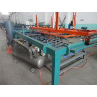 Wholesale Landscape Orientation convey Sandwich Panel Machine , MGO Wall Panel Roofing Sheet Forming Machine from china suppliers