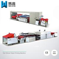 Wholesale One Color Silk Screen Label Printing Machine For Non Woven Bag Paper Bag from china suppliers