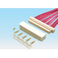 Wholesale JST 1.0 Double Row Thin Pcb Wire To Board Connector 1.0mm Pitch 2 - 25 Pin from china suppliers