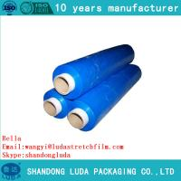 Wholesale high quality PE colored stretch film made in china lowest price from china suppliers