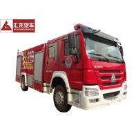 Wholesale 8T Fire Fighting Vehicle Euro IV High Visibility Customized Design Acceptable from china suppliers