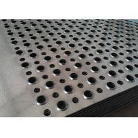 Wholesale Black Galvanized Steel Stair Treads Serrated Grating Bar Anti Slipping from china suppliers