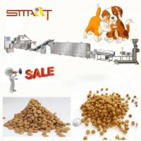 Wholesale Stainless Steel 200-300kg / Hr Pet Food Extruder Machine Automation Type from china suppliers