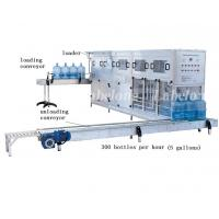 Quality 450BPH For 5/3 Gallon Filling Machine Washing Filling Capping Machine for sale
