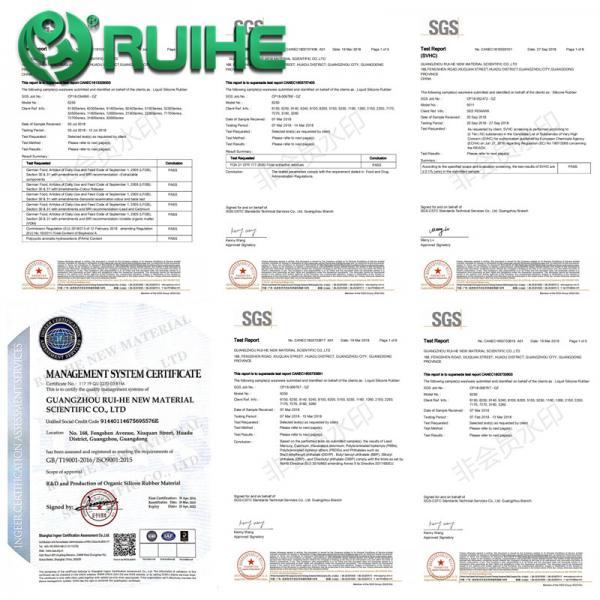 silicone rubber FDA