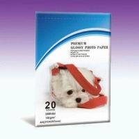 Wholesale All-in-one Glossy Photo Paper, Suitable for Printers, Compatible with Pigment and Dye Ink from china suppliers