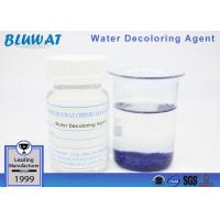 Buy cheap Flocculant Chemicals Treating Tnnery Effluent Water Decoloring Agent for MBR from wholesalers