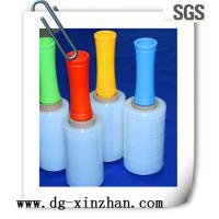Packaging Film Usage and Transparent TransparencyPE handle mini stretchfilm