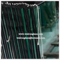 6mm 8mm Clear Tempered/Toughened Glass Flat/Bent Glass