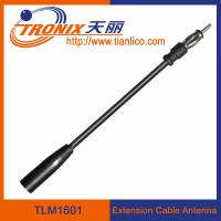 Wholesale extension cable car antenna/ car accessories/ car antenna adaptor TLM1601 from china suppliers
