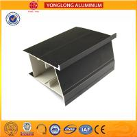 Wholesale Powder Coated Aluminium Profile For Windows Or Doors Frame Champangn , Bronze from china suppliers
