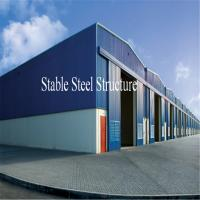 Wholesale Prefabricated Structural Steel Building for Warehouse Workshop from china suppliers