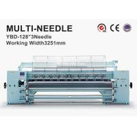 Wholesale 3251mm Working Width Computerized Quilting Machine 360 Degree Random Quilting from china suppliers