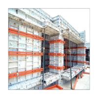 Wholesale Highly Efficient Aluminum Alloy Formwork System For Home Construction/Formwork Plastic Tie Rod/Green Formwork System from china suppliers