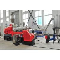 Buy cheap 110L Kneader Two Stage Extruder 500-600 Kg/H Capacity ISO9001 Approval from wholesalers