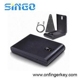 China Mini Portable Fingerprint Gun Safe (UDBS2718) on sale