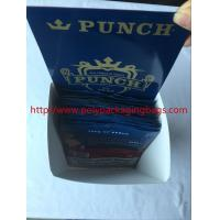 Wholesale Custom Made Printed Cigar Humidor Bags Cigar Plastic Bags With Slid Zip Lock from china suppliers