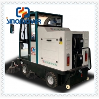 Wholesale 14500sqm/H 1550W Road Sweeper Machine For Warehouse from china suppliers