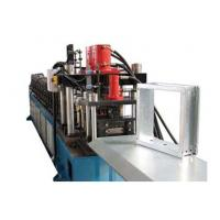 Wholesale VCD Damper / Door Frame Roll Forming Machine , Rollforming Machinery from china suppliers