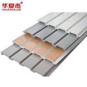 China Enviroment-Friendly Store Wall Panels , Wood Grain Board Display Wall Panel on sale