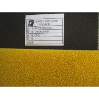 Flame Retardant Polyurethane Oil And Water Filter Foam Customized