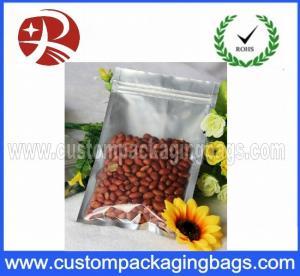 Wholesale Zip lock Aluminium Foil Plastic Peanut Food Packaging Bags Water Proof from china suppliers