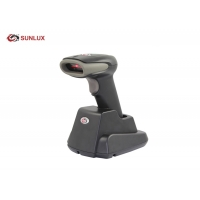 Wholesale Touch Charging Vertical 433 MHz Laser Wireless Barcode Scanner from china suppliers