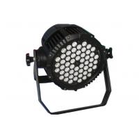 Wholesale 168W DMX512 RGBA Outdoor Led Stage Lights , IP66 PAR64 from china suppliers