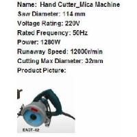 Wholesale Granite Hand Cutter from china suppliers