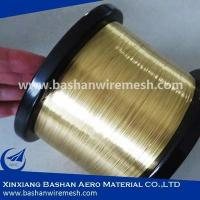 Wholesale CuZn37 EDM wire brass wire for CNC machine Agi Charmilles Bashan Manufacturer from china suppliers