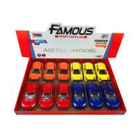 Wholesale TOY CAR 1:30 Die Cast Car,Pull Back Car Toys, Alloy Car,Model Car,2 Doors Open, With Light & MUSIC,Metal Alloy Car from china suppliers