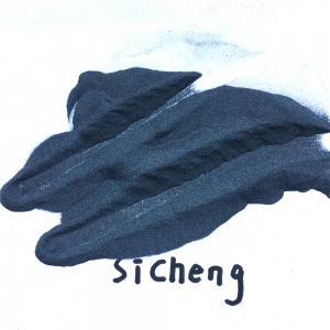 China Carborundum Powder 400# 600# 800# 1000# Black Silicon Carbide Abrasive Powder on sale