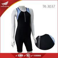 China 2015 One piece sleeveless women mountain bike wear on sale