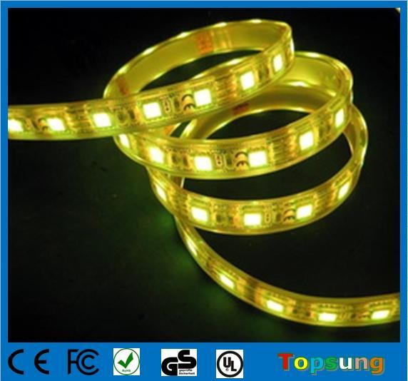 Yellow Led Strip Light: High Intensity Led Strip Light 5050 Yellow 12v Of Item
