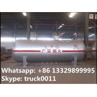 Quality high quality 6MT lpg gas storage tank for sale, factory sale 6,000kg propane gas tank, propane gas cooking tank for sale