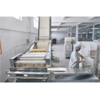 Durable Instant Noodle Production Line Low Temperatured Hanging Type Drying
