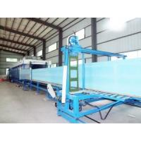 Wholesale Continuously Sponge Production Line , Automatic Foam Mattress Making Machine from china suppliers