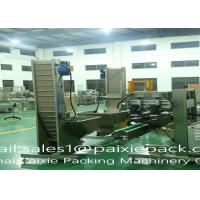 Buy cheap CE Standard Automatic Bottle Liquid Filling Machine PLC Control Touch Screen from Wholesalers
