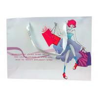 Wholesale Grocery / Retail Paper Bags, Rope Handles UV Brown Paper Lunch Bags from china suppliers