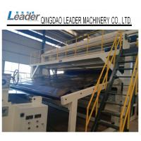 Wholesale Black Color Multi-layer PVC or PE Geomembrane Waterproof Sheet Extrusion Line from china suppliers