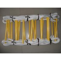Wholesale Fire fighting soft nylon folding ladder from china suppliers